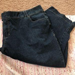 Lane Bryant Capri pants - size 28